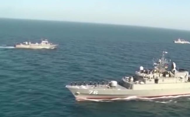 Iran Army Says 19 Dead In Friendly Fire Incident During Naval Exercise