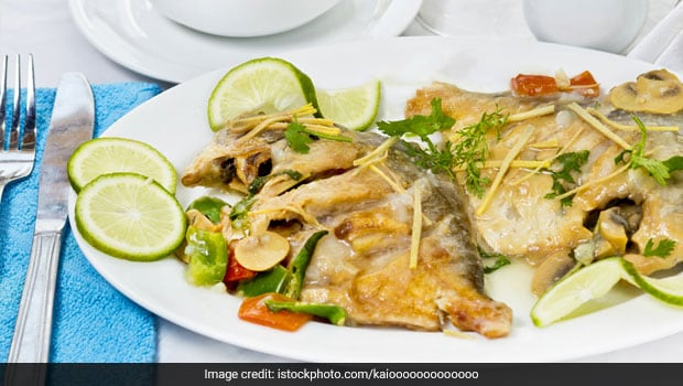 High Protein Diet: How To Make Pomfret Butter Pepper At Home With Just 4 Ingredients