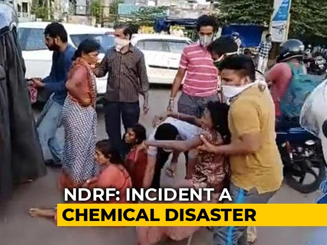 Video : 11 Dead, 1,000 Reportedly Sick After Gas Leak At Plant In Vizag And Other Top Stories