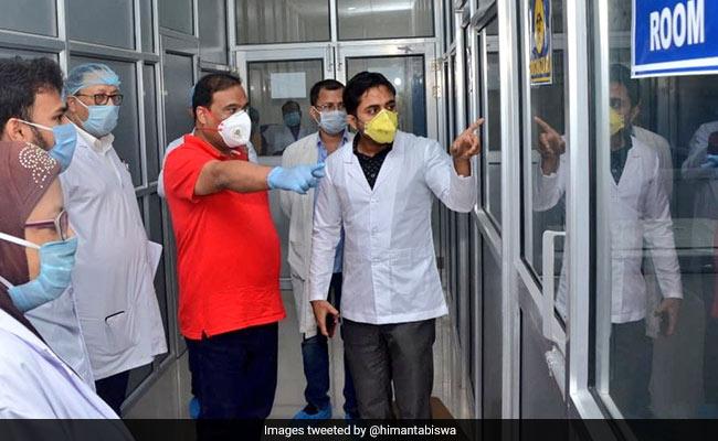 60 New Coronavirus Cases In 24 Hours, Biggest Single-Day Spike In Assam