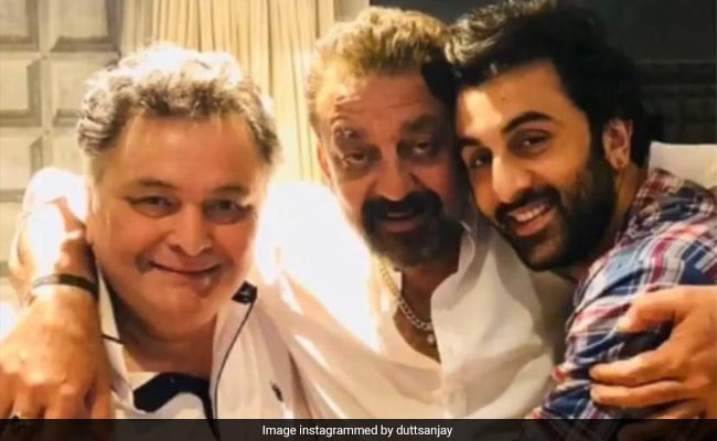 The 'One Thing' Rishi Kapoor Taught Sanjay Dutt - Read His Post