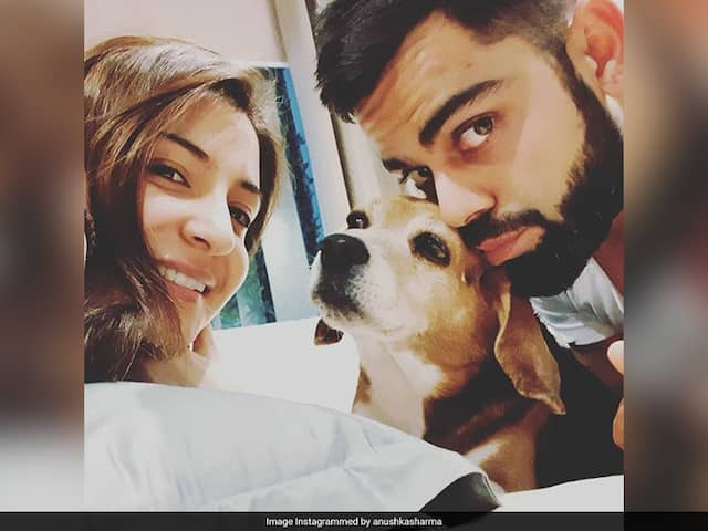 "Virat Kohli, Anushka Sharma Mourn Death Of Their Pet Dog ""Bruno"""