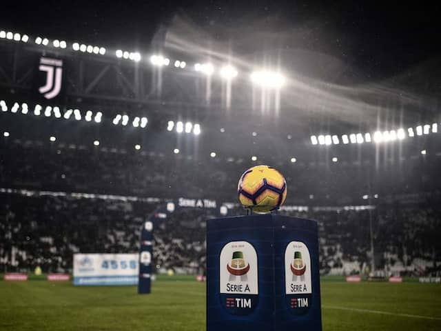 Coronavirus: Italian Football Announces Contingency Plan In Case Of Another Suspension