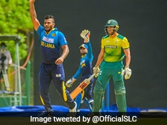 Sri Lanka Cricket Suspends Shehan Madushanka For Alleged Possession Of Drugs