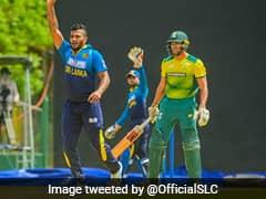 Sri Lanka Cricket Suspends Madushanka For Alleged Possession Of Drugs