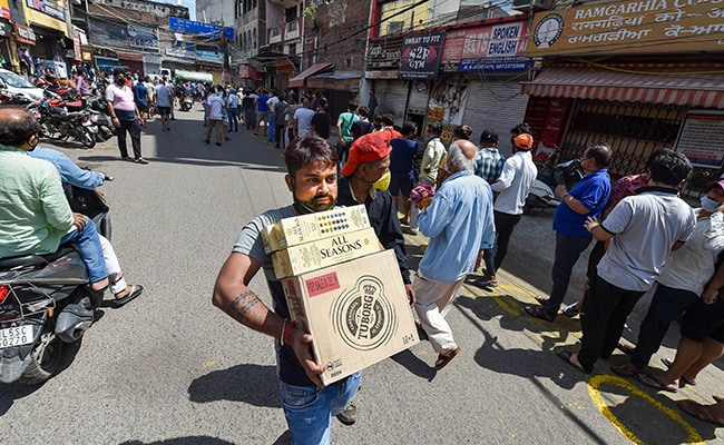 Delhi Allows Home Delivery Of Alcohol. Conditions Apply