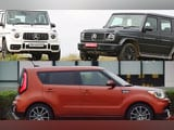 Video : Kia Soul EV and Mercedes-Benz G350d Review