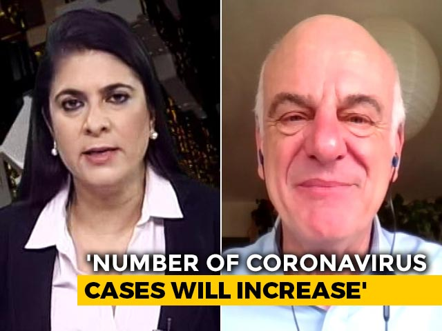 Video : India's COVID-19 Curve Likely To Flatten, Reach Peak By July End: WHO Special Envoy