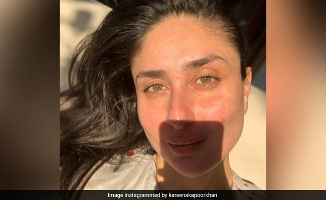 For Kareena Kapoor, 'Eye-Shadow Is Too Mainstream.' See Her Sun-Kissed Pic