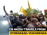 Video : Chandrababu Naidu Violated Lockdown, Alleges Jagan Reddy's Party
