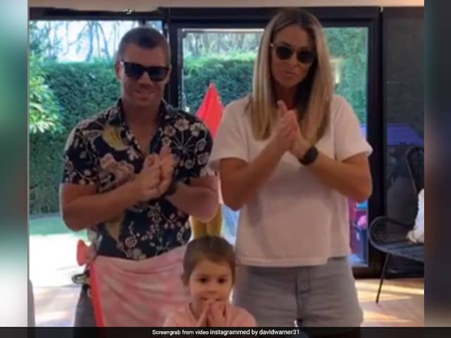 Watch: David Warner Grooves To Tamil Song In Hilarious TikTok Video, Fans Go Gaga