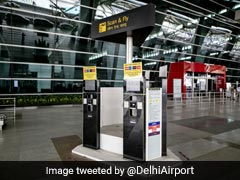 With Masks And Gloves, Delhi Airport Reassures Fliers With Strict Rules