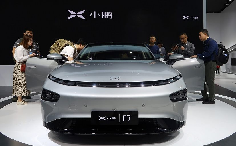 Alibaba-Backed Xpeng Starts Sedan Production At New Plant, Eyes Showroom Expansion