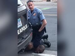 US Cop Who Kneeled On Black Man's Neck Charged With Third-Degree Murder