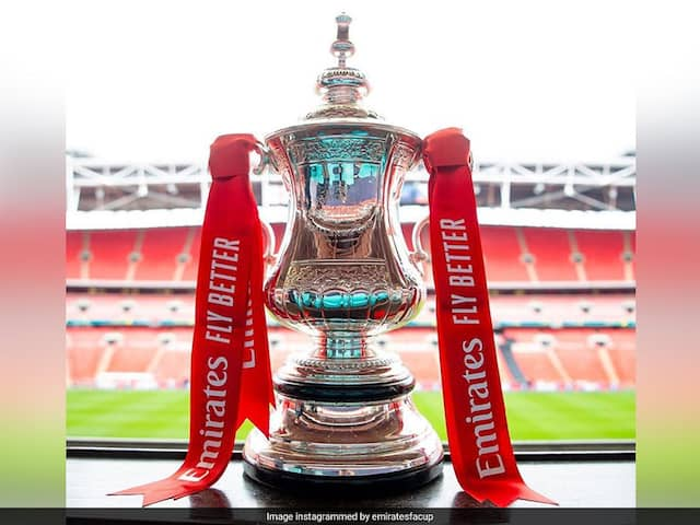 FA Cup Replays Scrapped For 2020-21 Season To Ease Pressure On Schedule