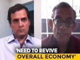 "Video : ""Temporary Ration Card Should Be Given"": Abhijit Banerjee To Rahul Gandhi"