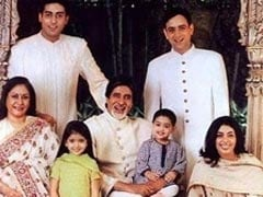 When The Bachchans And Nandas Converged For A Perfect Family Portrait