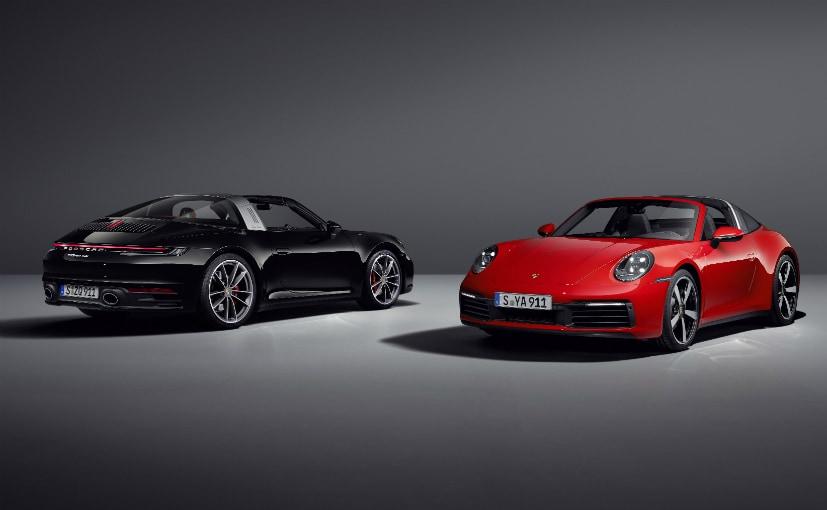 New Generation Porsche 911 Targa Revealed