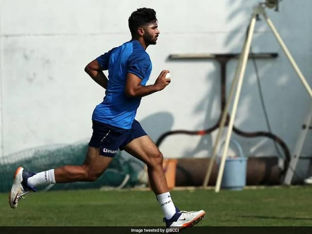 Shardul Thakur Becomes First India Cricketer To Resume Outdoor Training Post Coronavirus Break