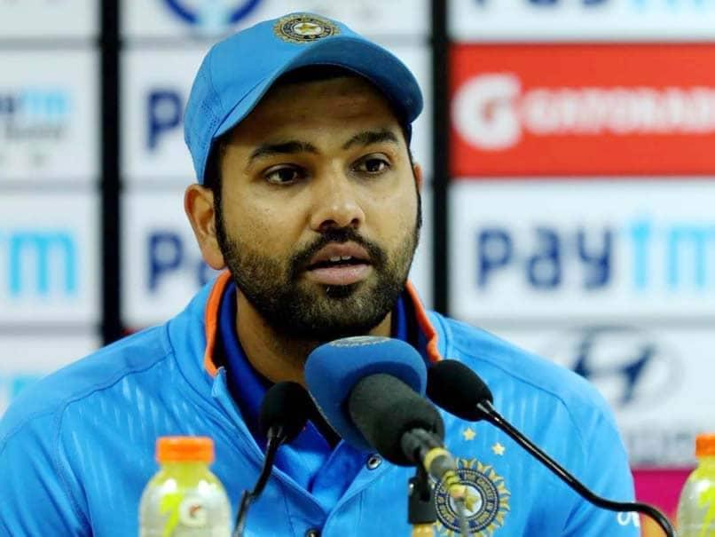 "Rohit Sharma Asks BCCI, Cricket Australia To ""Manage Something"" For India-Australia Test Series"