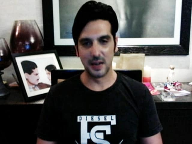 Video : You Can Stay Healthy By Being Active At Home, Say Cricketer Jemimah Rodrigues And Actor Zayed Khan