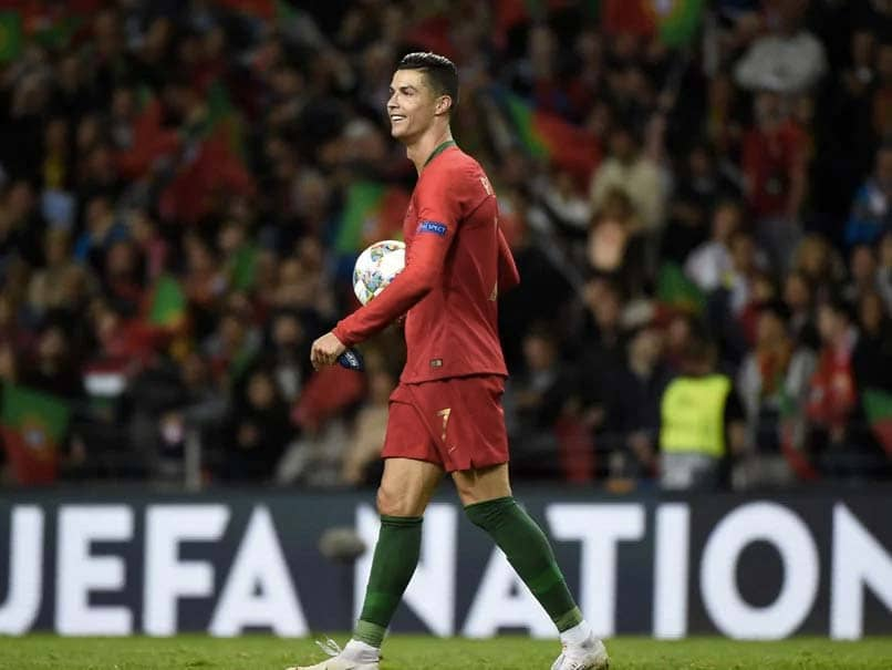 Cristiano Ronaldo Is Best Professional Footballer To Follow, Says Bruno Fernandes