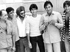Pooja Bhatt Digs Out A Throwback Pic Of Sunil Dutt, Sanjay And Mahesh Bhatt From Her Memory Bank