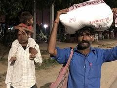 घर लौटने वाले श्रमिकों को15 दिन का राशन देगी योगी सरकार, 1 हजार रु. भत्ता भी मिलेगा