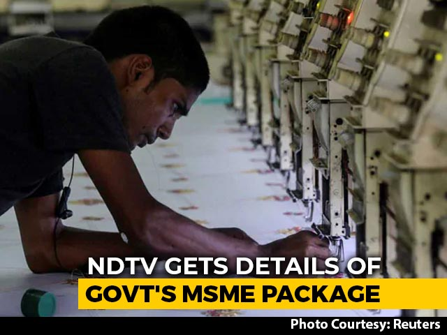 Video : What MSMEs May Get Including Wages For Workers
