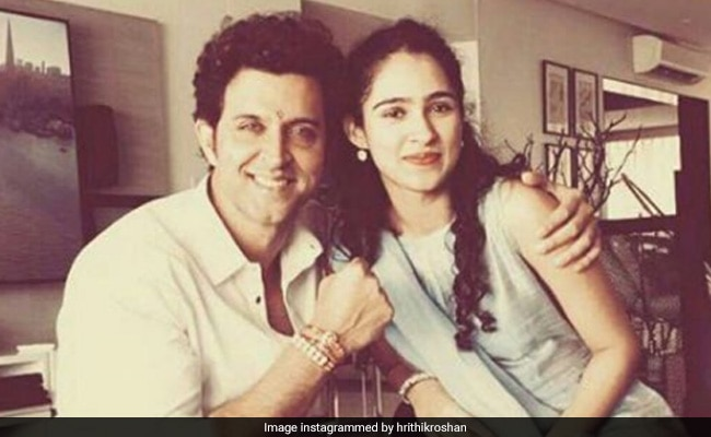 'Films Or Not, You Are A Star': Hrithik Roshan's Shout-Out To Cousin Pashmina