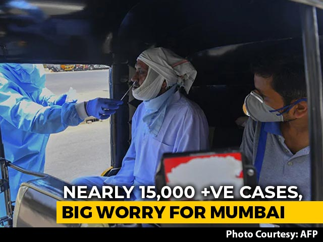 Video : Over 1,000 Virus Cases Daily In Maharashtra For A Week, Mumbai Worst-Hit