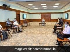 Cyclone Nisarga: PM Modi Reviews Situation On Western Coast