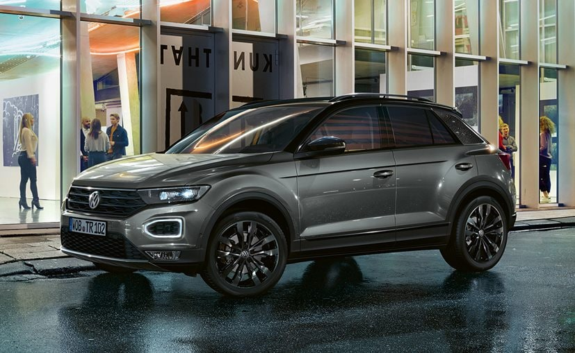 The Volkswagen T-Roc black edition will be available only in the UK market for now