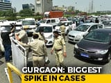 Video : Gurgaon Saw More COVID-19 Cases In 3 Days Than Two Months