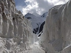 Manali-Leh Highway Open For Traffic Ahead Of Schedule