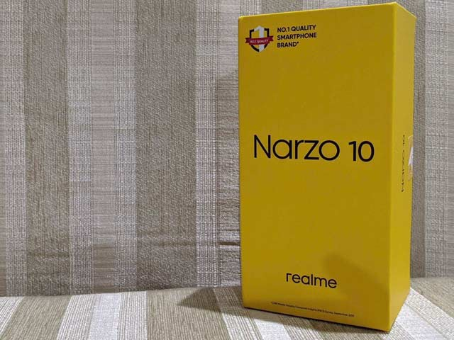 Video : Realme Narzo 10 Unboxing And First Impressions: Enter the Sub-Rs. 12,000 Challenger?