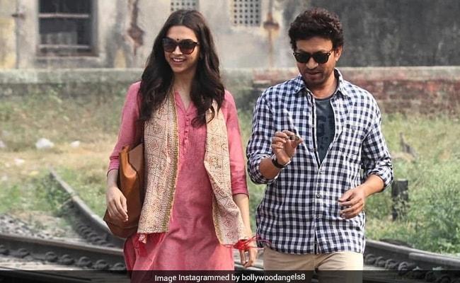 Deepika Padukone erinnert sich an Irrfan Khan mit einer süßen Erinnerung aus den Sets von Piku