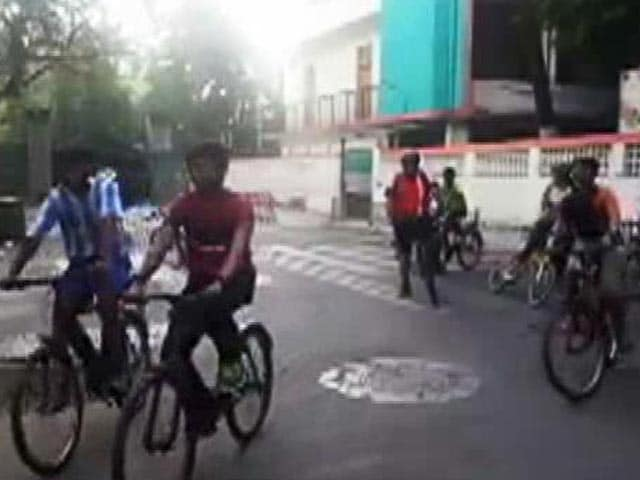 Video: Igniting A Movement For Adopting Cycling As The Smart Choice For Commuting