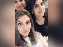 A Glimpse Of Neetu Kapoor's Mother-Daughter Moment With Riddhima