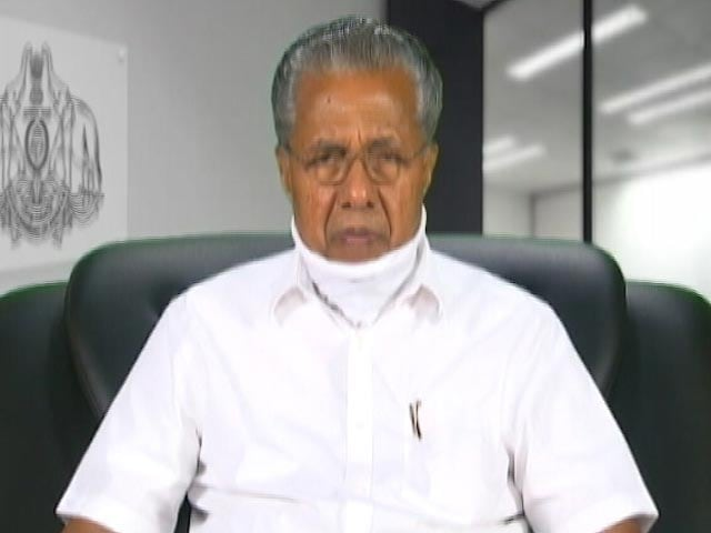 Video : Battle Won, War Has To Be Fought And Won Too: Pinarayi Vijayan On COVID-19
