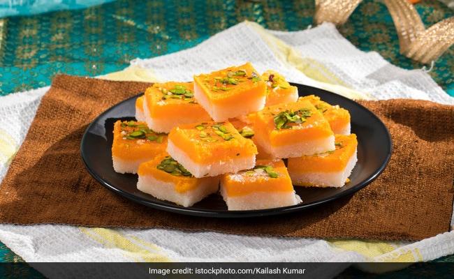 Diwali 2020: This 5-Ingredient Coconut Barfi Uses No Ghee, Chashni Or Khoya! (Recipe Video Inside)