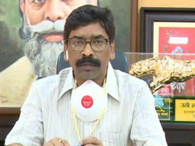 Video : Centre Late In Its Decision On Special Trains: Jharkhand Chief Minister Hemant Soren