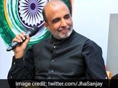 पार्टी प्रवक्ता के पद से हटाए जाने के बाद संजय झा ने किया ट्वीट- कभी नेहरू ने अपनी सरकार के खिलाफ लिखा था लेख