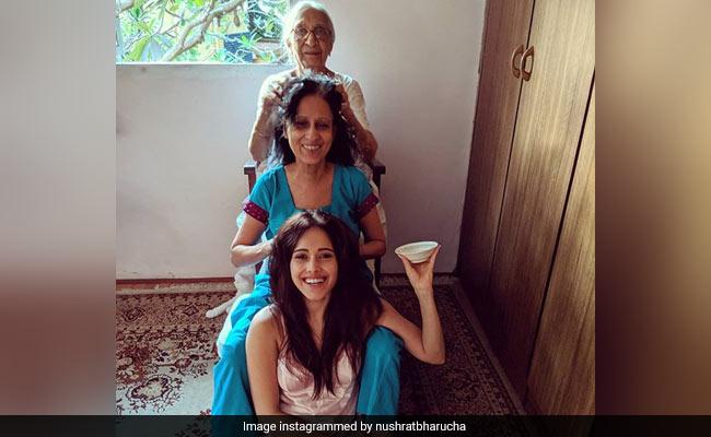 How Hrithik Roshan Made Nushrat Bharucha's Mom Smile 'Ear-To-Ear'