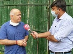 'लोग सतर्क होंगे तो Corona Virus के साथ जीने की आदत पड़ेगी', दिल्ली में लॉकडाउन 4 के दिशा निर्देशों पर बोले मनीष सिसोदिया