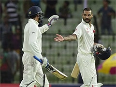 """I Tell Him You're Like My Wife"": Shikhar Dhawan On His Relationship With This India Batsman"