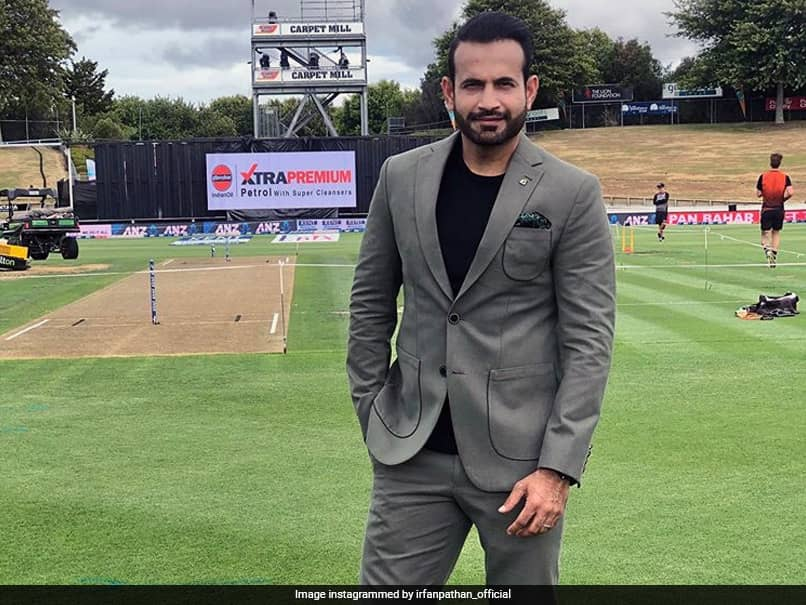 """Safety Paramount But..."": Irfan Pathan Doesnt Want ICC Guidelines To Make Cricket More Complicated"