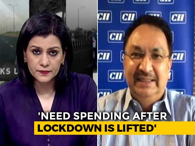 "Video : ""Can't Be Pessimistic, India Story Still Good"": Vikram Kirloskar To NDTV"