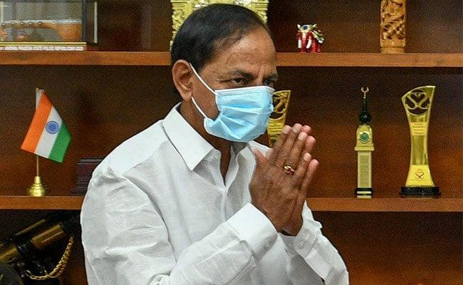 Photo of No Water Bills For Hyderabad Households, Says KCR Ahead Of Local Polls