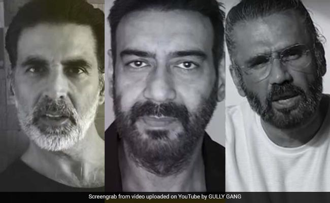 Akshay Kumar, Ajay Devgn, Suniel Shetty And Others Unite For Dharavi Rappers' Stay Home Stay Safe Anthem